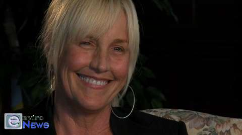 Announcing Erin Brockovich on EnviroNews California!