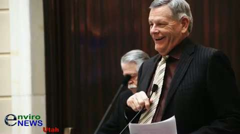 Utah Republican Senator Says We Actually Need More Manmade CO2