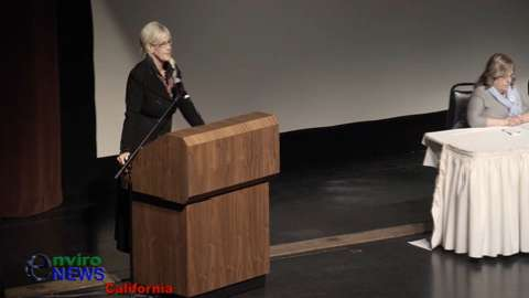 Erin Brockovich to Concerned Residents in Stockton CA: 'We are all one when it comes to protecting our water'