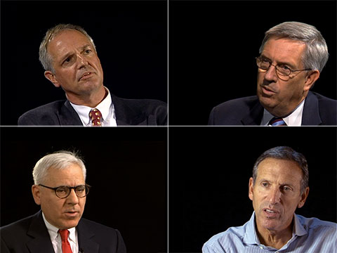 CEOs on capitalism's challenges