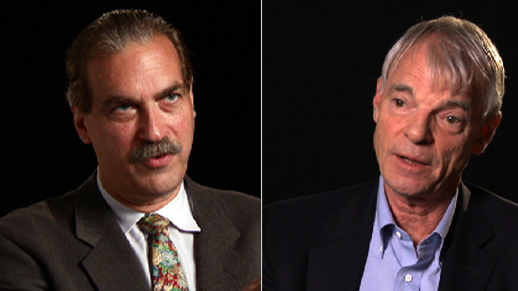 The US employment challenge: Carl Camden and Michael Spence