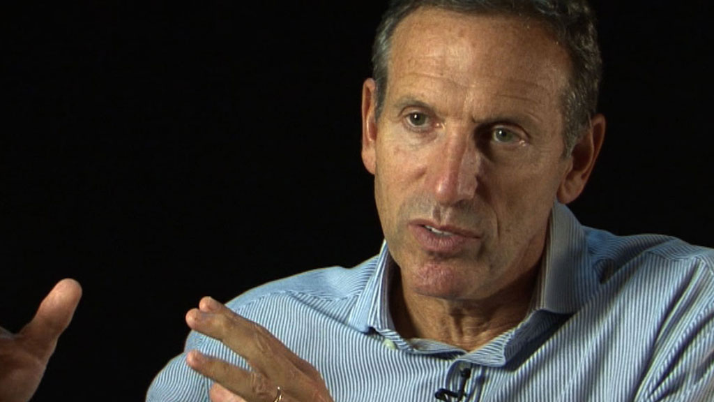 Starbucks' quest for healthy growth: An interview with Howard Schultz