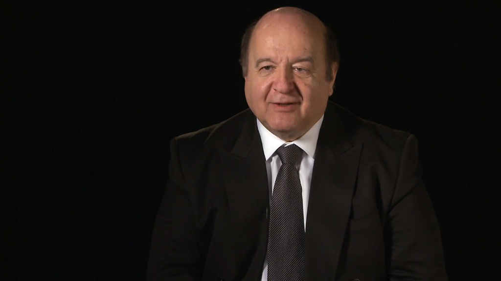 An interview with Hernando de Soto