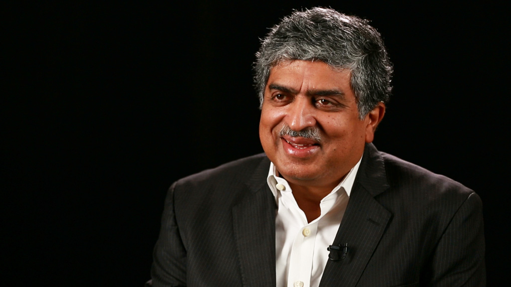 Reimagining India: A conversation with Nandan Nilekani