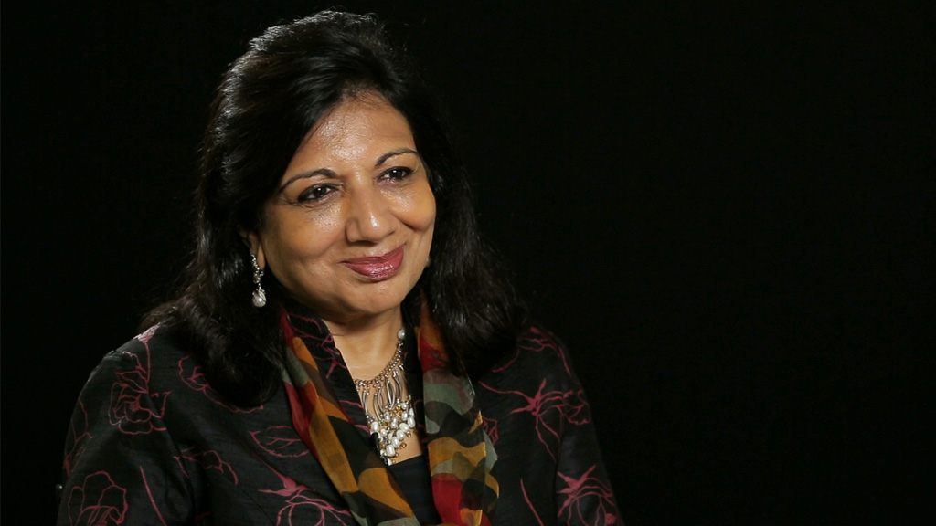 Reimagining India: A conversation with Kiran Mazumdar-Shaw