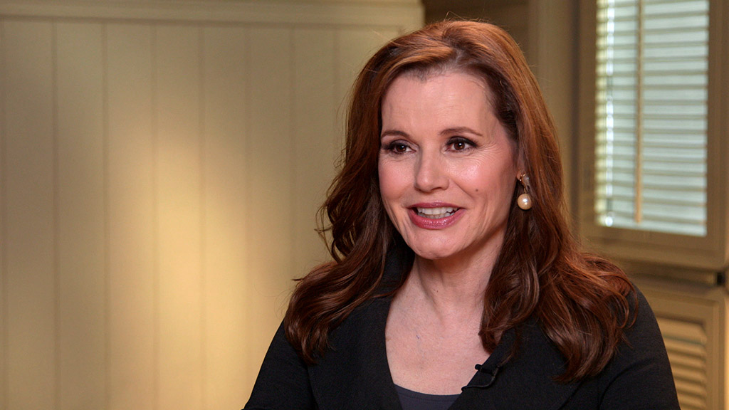 Geena Davis on gender bias in media