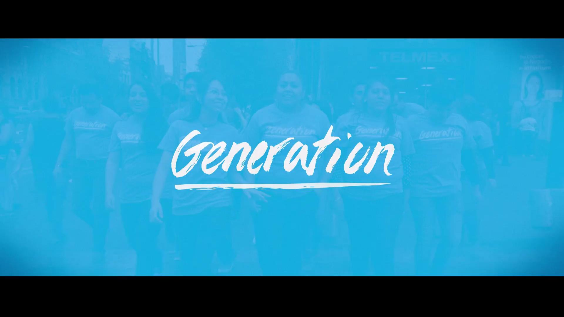Introducing Generation