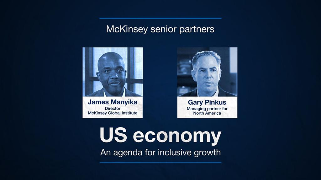 A US agenda for inclusive growth