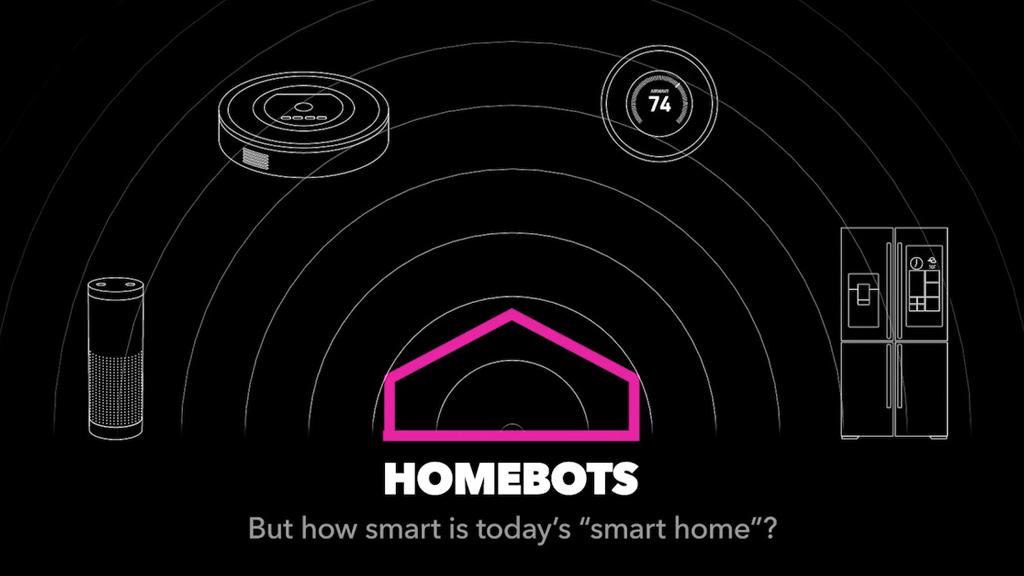 The rise of the homebots