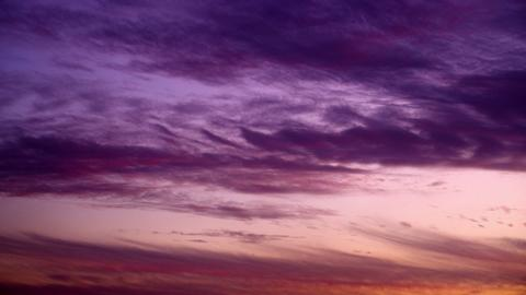 Purple And Pink Clouds