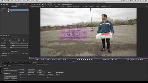 Mocha Pro Quick Look What is Tracking?