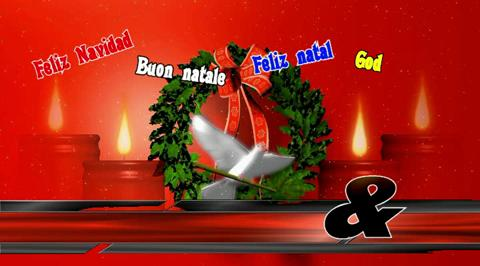 Christmas and new year wishes