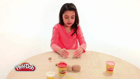 Play-Doh Look What I Made Bunny Video