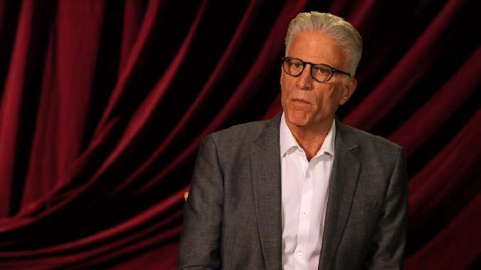 Ted Danson talks Fargo Season 2