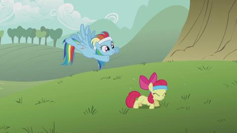 My Little Pony - Meet Rainbow Dash