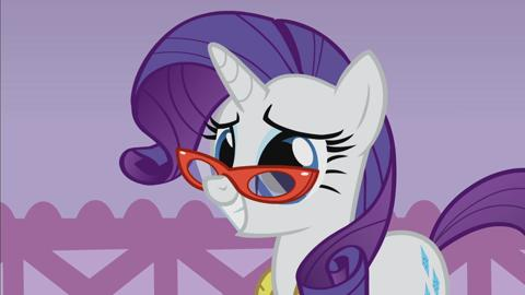My Little Pony - Meet Rarity