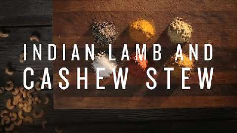 Indian Lamb and Cashew Stew by PC® BLACK LABEL COLLECTION