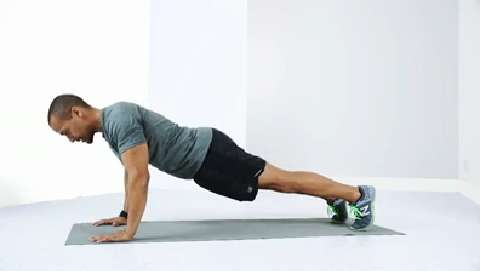 The right way to do a pushup