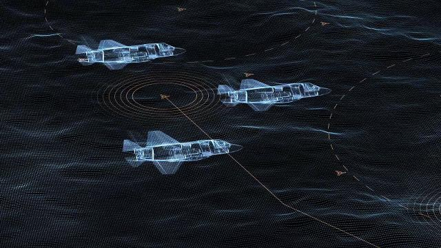 F-35 electronic protection