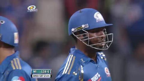 Report: Match 54 – MI v RCB