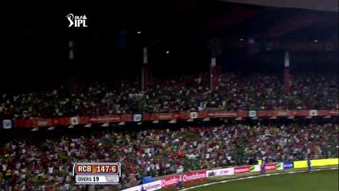Report: Match 62 – RCB v MI
