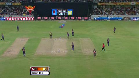 Report : Match 72 – SRH vs KKR