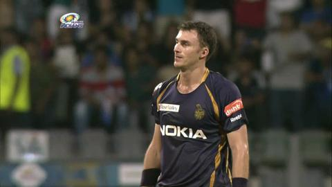 Report : Match 53 – MI vs KKR