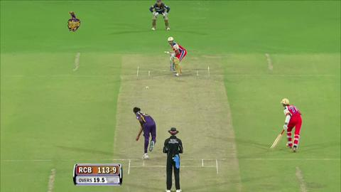 Report : Match 60 – KKR vs RCB