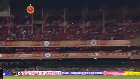 Report : Match 27 - RCB vs RR
