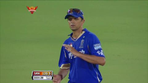 Report : Match 68 – SRH vs RR