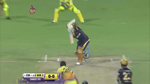 Report: Match 47 – KKR v CSK