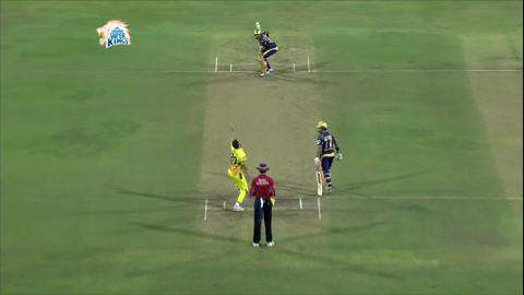 Report: Match 21 – CSK vs KKR