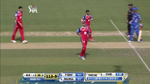 Report: Match 5 – RCB v MI