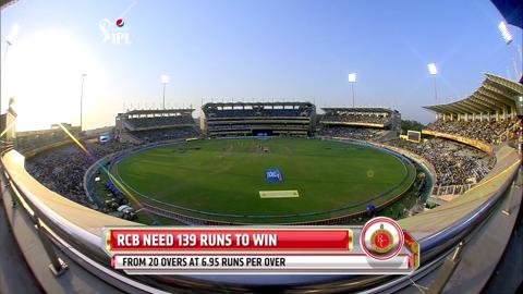 Report: Match 42 – CSK v RCB