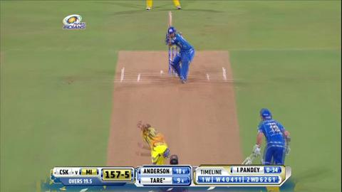 Report: Match 33 – MI vs CSK