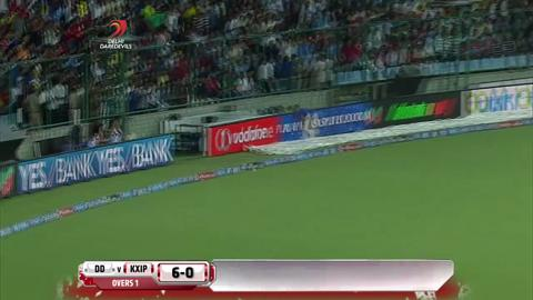 Report: Match 45 – DD v KXIP