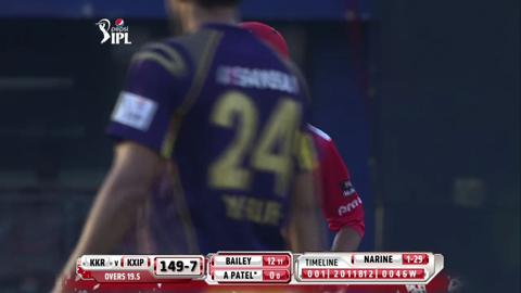 Report: Match 34 – KXIP vs KKR