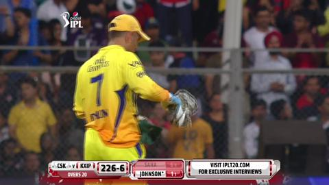 Report: Qualifier 2 – KXIP v CSK