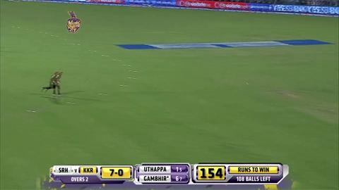 Report: Match 54 – KKR v SRH