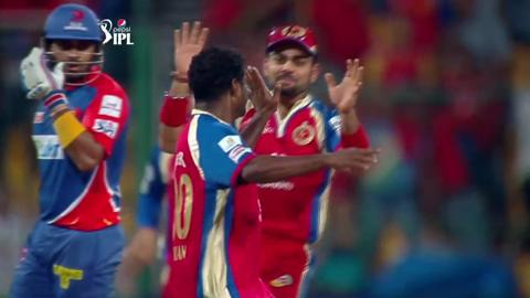 Report: Match 38 – RCB v DD