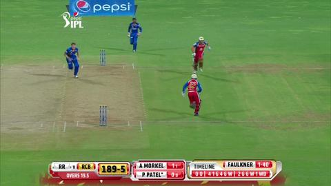 Report: Match 35 – RCB v RR
