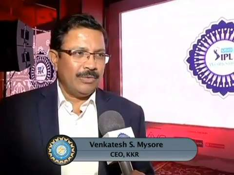 IPL 2016: Venkatesh S Mysore, KKR CEO - Interview