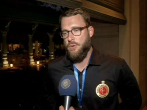 2016 VIVO IPL Player Auction - Daniel Vettori Interview