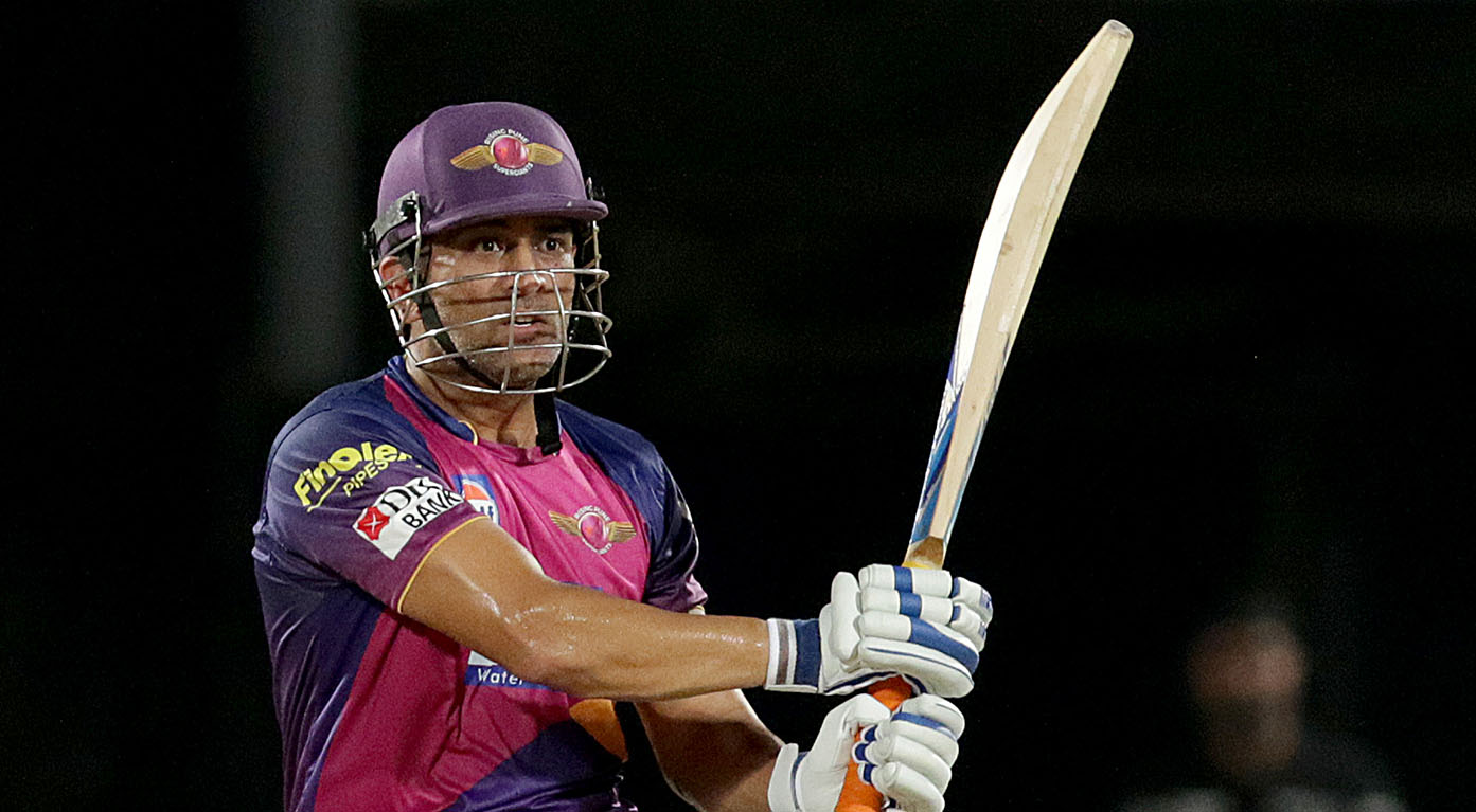 M53: RPS vs KXIP – MS Dhoni 64*
