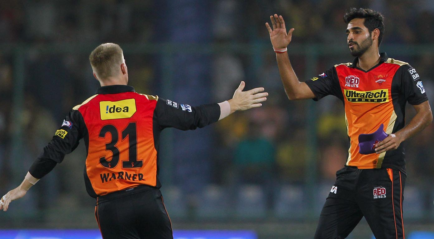M59: GL vs SRH – Bhuvneshwar Kumar Interview