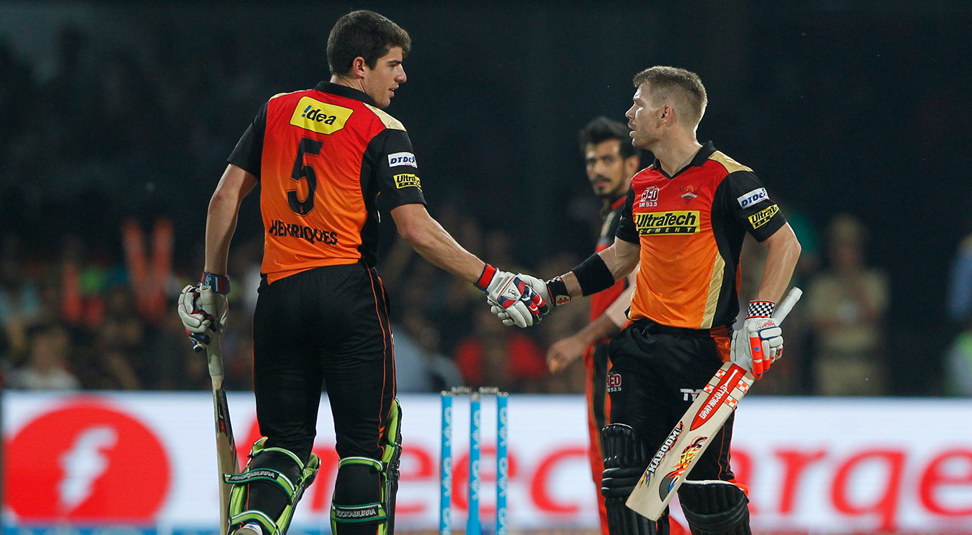 M60: RCB vs SRH – Moises Henriques Interview
