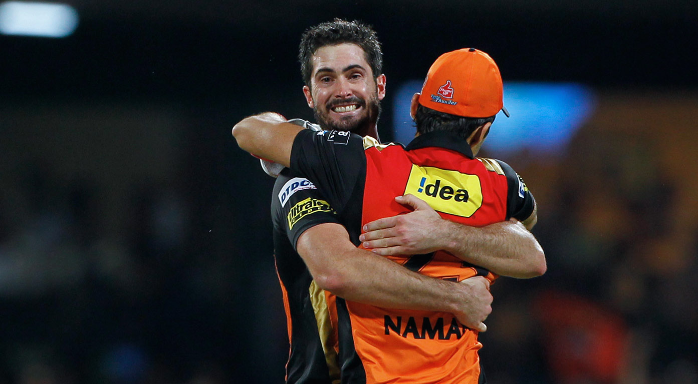 M60: RCB vs SRH – Ben Cutting Interview