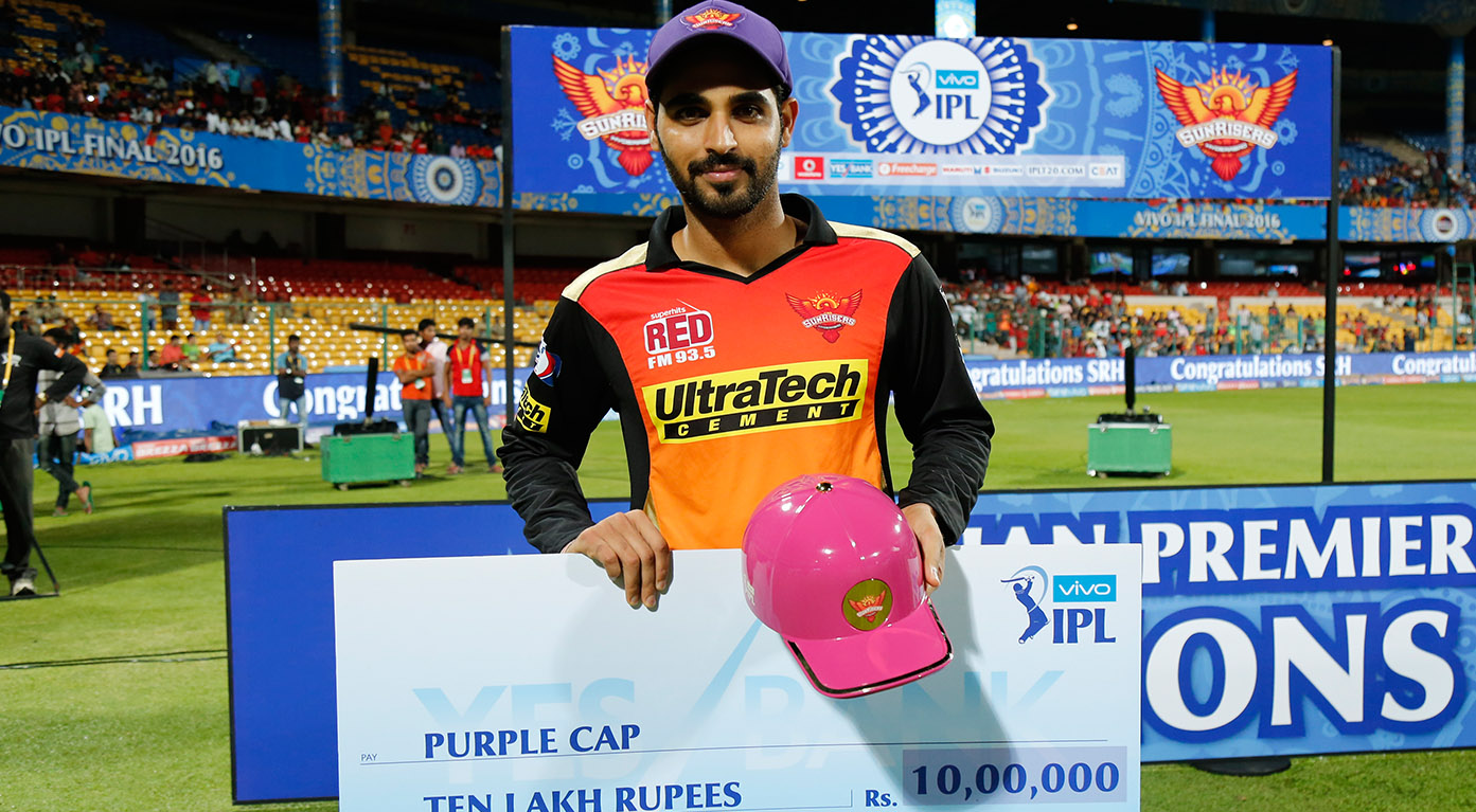 Image result for BHUVI IPL ERH