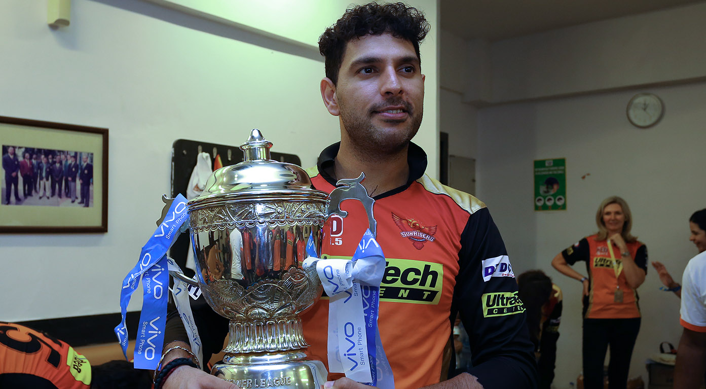 M60: RCB vs SRH – Yuvraj Singh Interview