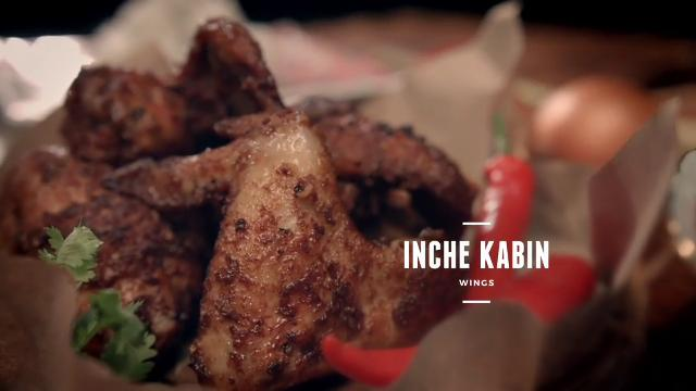 Ep 3: (Recipe Video) Inche Kabin Wings | Cooking For Love